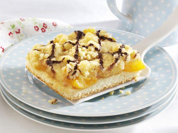 Streusel-Aprikosenkuchen