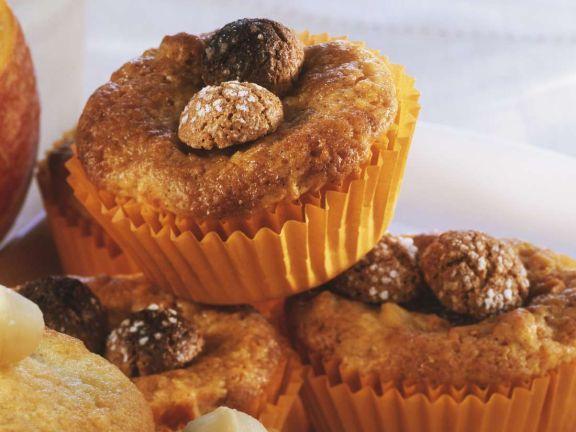 Süße Kürbis-Muffins