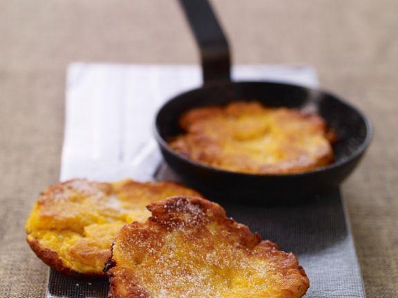 Süße Puffer aus Butternut-Kürbis