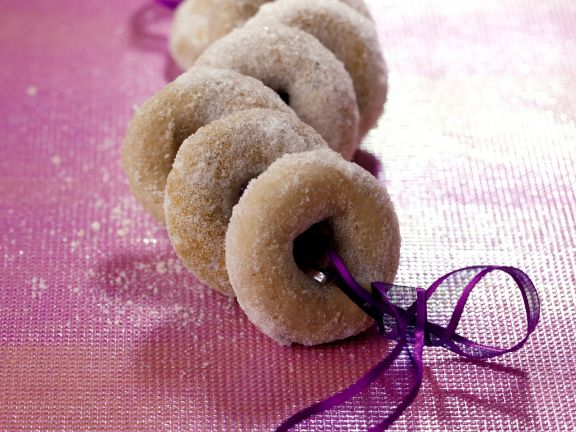 Süße Ringe auf spanische Art (Roscos)