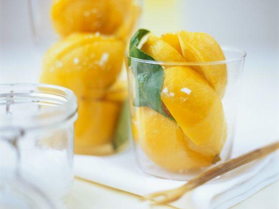 Süße Zitronen-Pickles