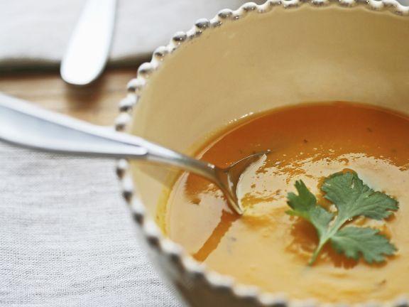 suppe aus butternut k rbis rezept eat smarter. Black Bedroom Furniture Sets. Home Design Ideas