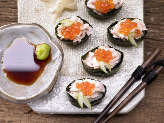 Sushi-Schiffchen