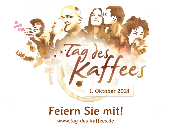 Tag des Kaffees 2018 Plakat
