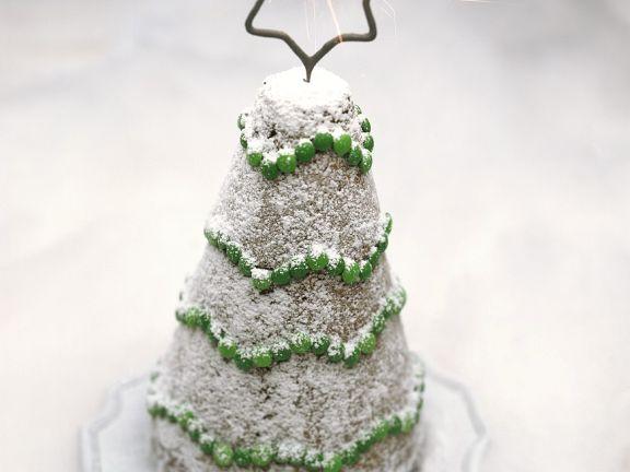 Rezept Tannenbaum.Tannenbaum Kuchen