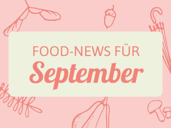 Produktneuheiten September