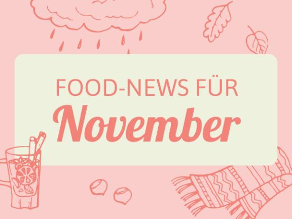 Produktneuheiten November