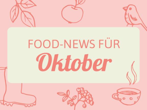 Produktneuheiten Oktober
