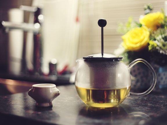 Tee haltbar