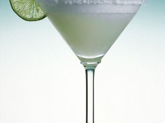 Tequila-Limetten-Cocktail