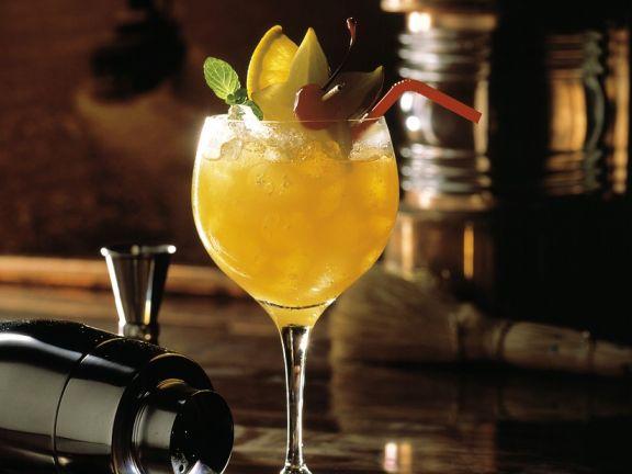 Tequila-Orangen-Drink