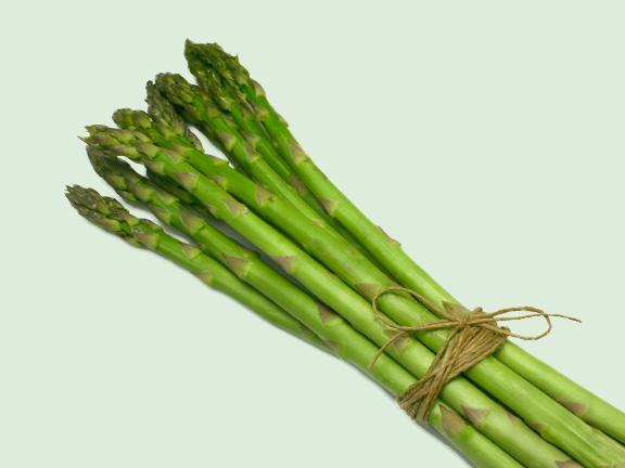 Grüner Spargel – für figurbewusste Genießer