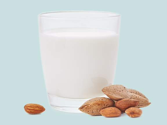 Warenkunde Mandelmilch