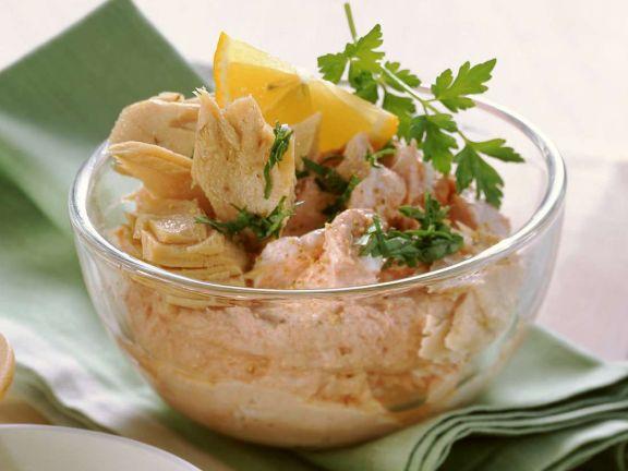 Thunfisch-Frischkäse-Dip