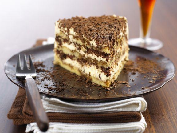 Tiramisu-Kuchen
