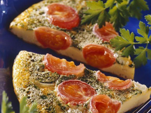 Tomaten-Tortilla