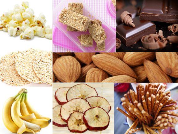 gesunde süßigkeiten zum abnehmen