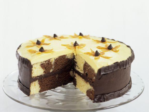 """Torte """"Braunäugige Susanne"""""""