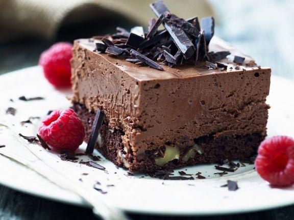 Torte mit Schokomousse
