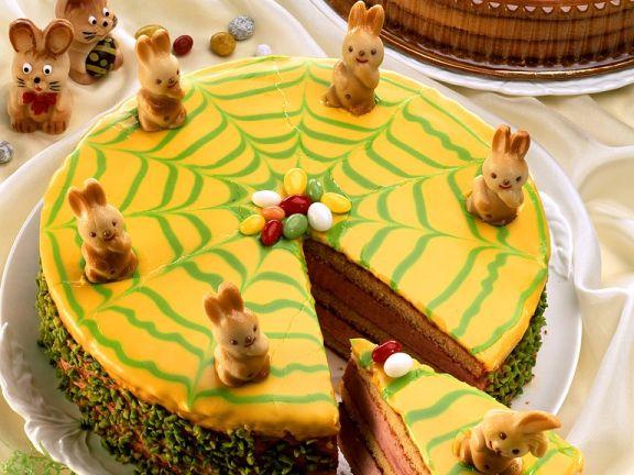Torte zu Ostern