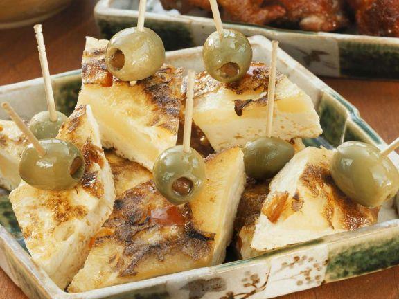 Tortillahäppchen