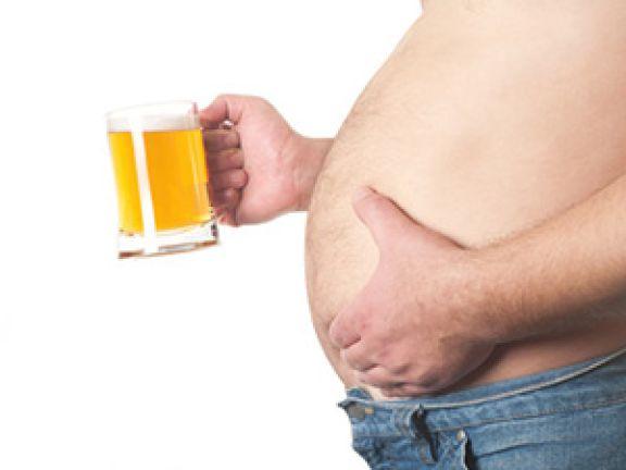 Der Kampf gegen das Übergewicht ist nicht immer einfach. © aboikis - Fotolia.com