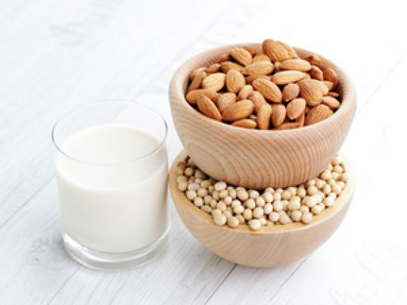 Vegane Milchalternativen