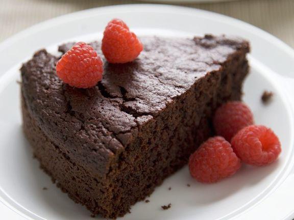 Veganer Schokokuchen Mit Roter Bete Rezept Eat Smarter