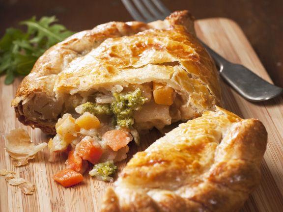 Vegetarische Pastete