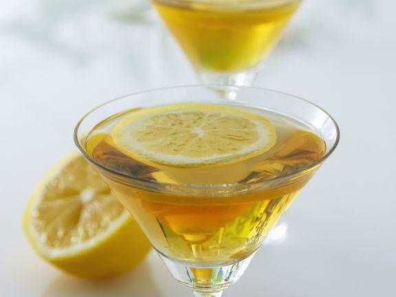 Velvet und Silk Cocktail