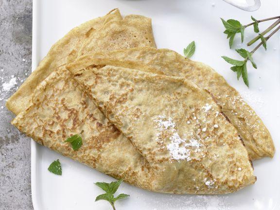 Vollkorn Pfannkuchenteig Grundrezept Rezept Eat Smarter