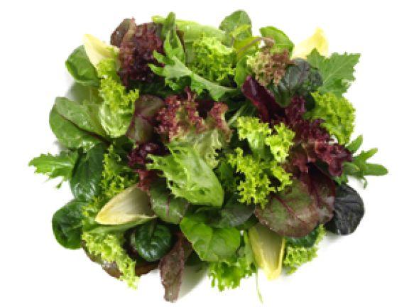 Was man über Blattsalate wissen sollte.