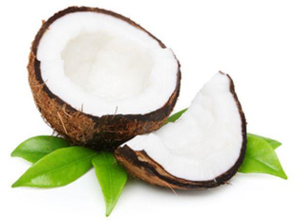 Kokosnuss: harte Schale, exotischer Kern