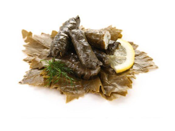 Weinblätter- ein Delikatesse der mediterranen Küche @uckyo