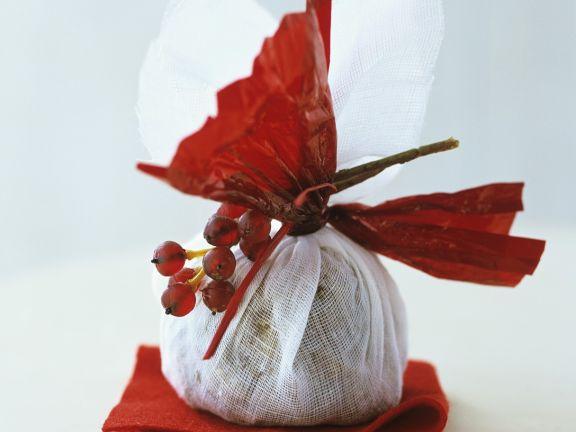 Weihnachtlicher Pudding nach englischer Art