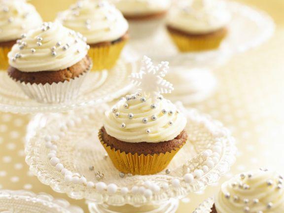 weihnachts cupcakes rezept eat smarter. Black Bedroom Furniture Sets. Home Design Ideas