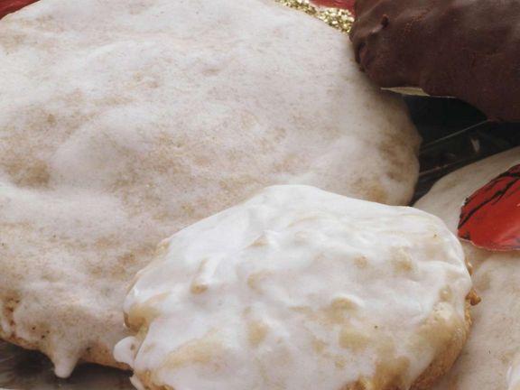 Weiße Lebkuchen