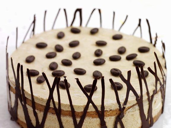 Whiskey-Kaffee-Torte