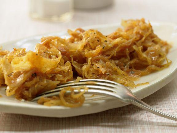 Würziges Sauerkraut