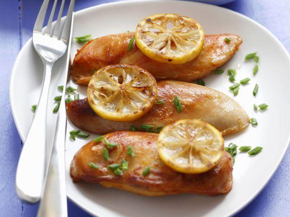 Zitronen-Hähnchenbrust