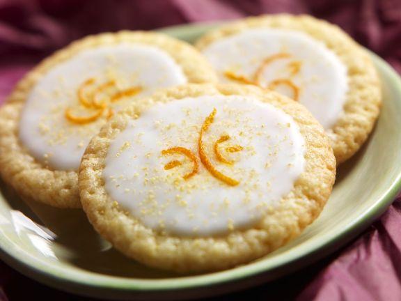 Zitronen-Kekse