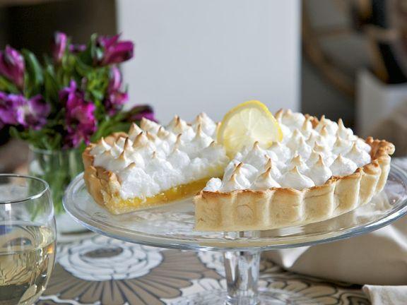 Zitronen Meringue Kuchen Rezept Eat Smarter