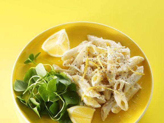 Zitronen-Pasta