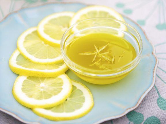 Zitronendressing