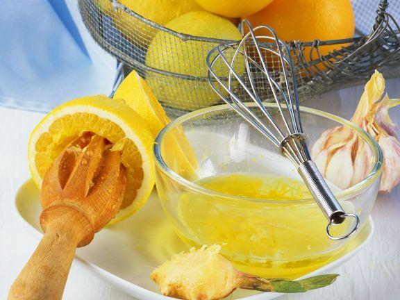 Zitrusfrucht-Marinade