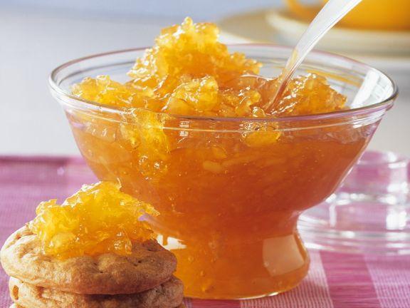 Zitrusfruchtmarmelade