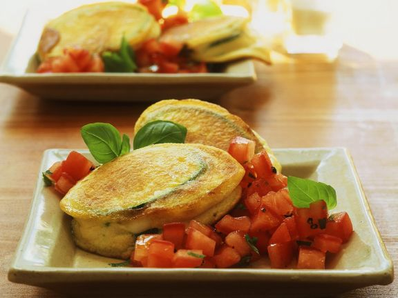 Zucchini In Backteig Rezept Eat Smarter