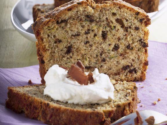 Zucchini Schokoladen Kuchen Rezept Eat Smarter