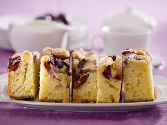 Zwetschgen Streusel Kuchen Rezept Eat Smarter