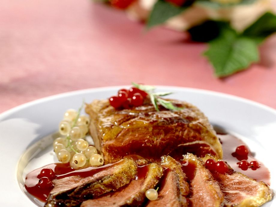 recipe: redcurrant jus for duck [7]